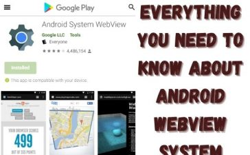 android webview system